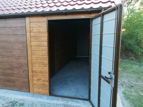 Garaż 11×6