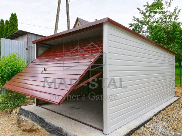 Garaz 3×5