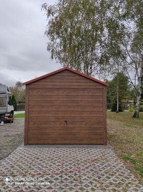 Garaż 3,5×5