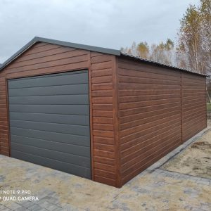 Garaż 4x7m