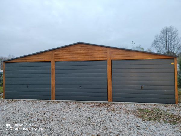 Garaż 9×6
