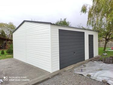 Garaż 6×5,5