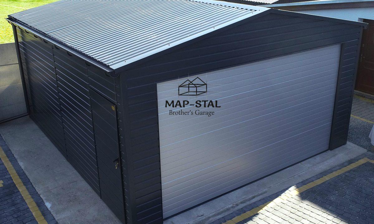 producent garaży Mapstal
