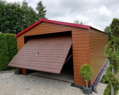 Czy na budowę garażu blaszanego trzeba uzyskać pozwolenie?