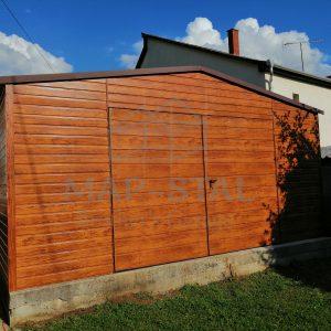 Garaż 6×6 kwaterka