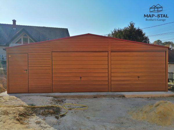 Garaz 8×6