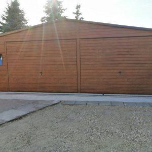 Garaż 8×6